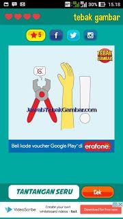 Kunci Jawaban Tebak Gambar Level 1 - 12