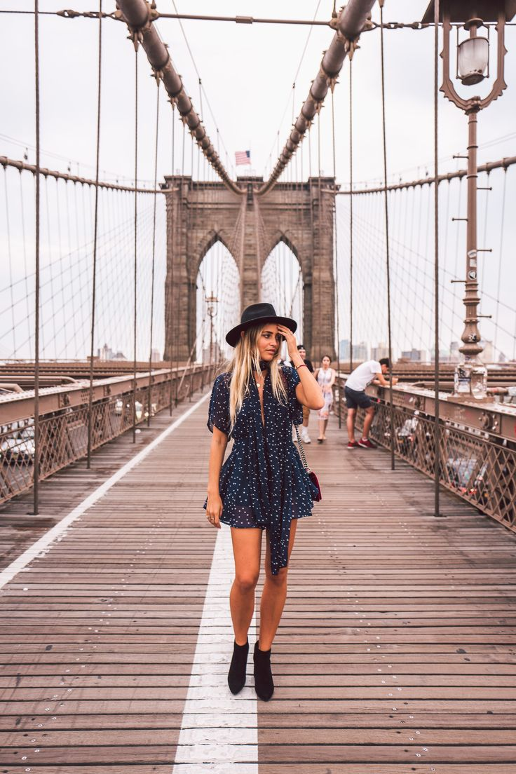 I have to take a picture on the Brooklyn bridge this summer