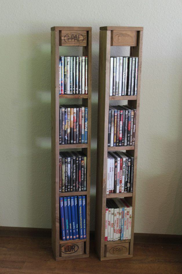 Stellen Sie Ihre Wertvolle Dvd Sammlung In Szene Wunderschones Dvd Rega Stellen Sie Ihre Wertvolle Dvd Regal Aus Paletten Dvd Regal Dvd Regal Selber Bauen