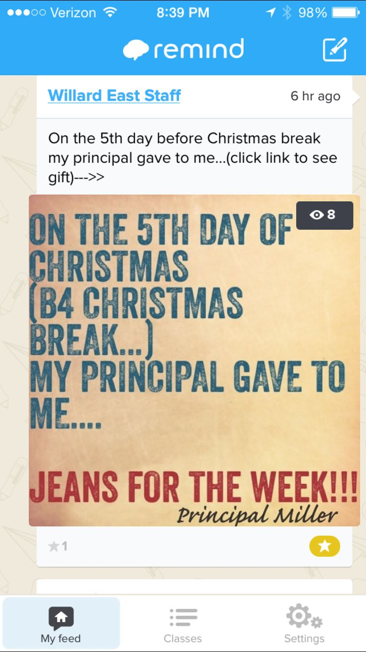 Meaning of 12 days of christmas - The Principal Blog The 5 Days Of Christmas Teacher Treats