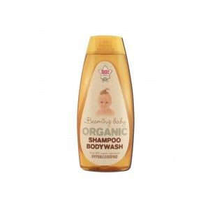Hypo-allergenic organic baby shampoo and bodywash. Bubble bath and baby lotion also available