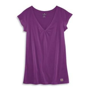 Carhartt Cap Sleeve V-Neck T-Shirt