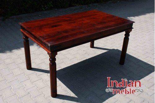 Serce salonu – stół drewniany @ hhttp://indianmeble.wordpress.com/2016/08/02/serce-salonu-stol-drewniany/