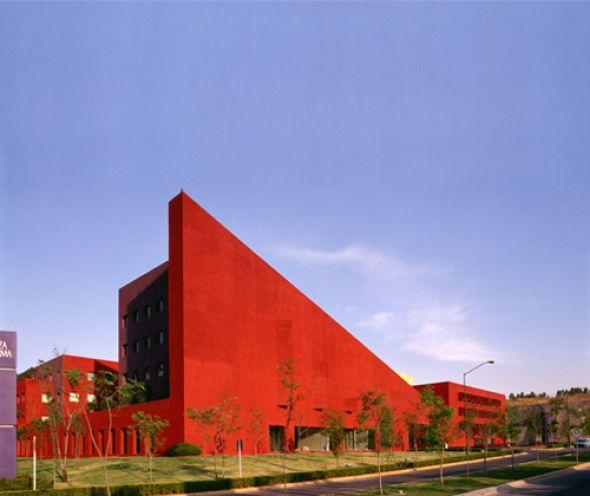 La arquitectura de Legorreta, una fiesta de colores - Noticias de Arquitectura - Buscador de Arquitectura