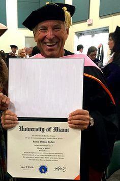 Dr Jimmy Buffett