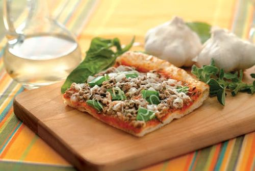 Homemade Pizza - Kidney-Friendly Recipes - DaVita
