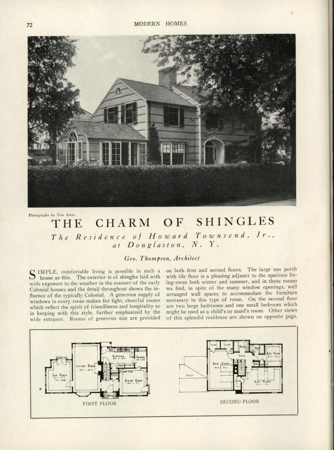 Beautiful Thompson House Plans Pictures - Today designs ideas ...