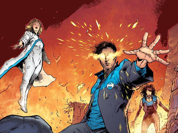 Valiant Comics fut pendant quelques années le troisième nom de l'industrie américaine de la bulle. Mais l'histoire houleuse de cette maison d'édition a fini par s'arrêter en 1999. Refondée depuis, l'éditeur possède son univers de super-héros que Sony s'apprête à adapter.