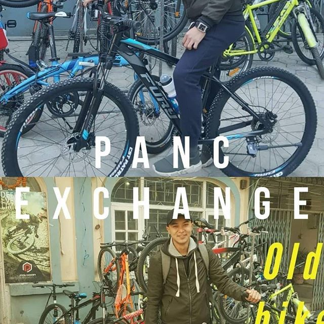 Exchange Your Old Bike With New One Available At M Me Panccycle