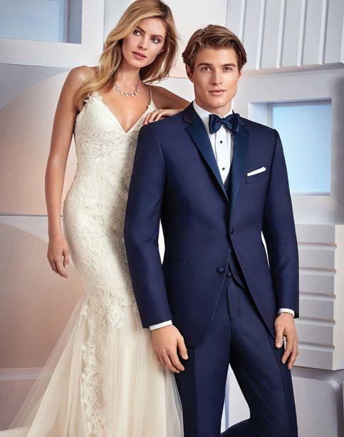 Collins Formal Wear - NAVY_PRESTIGE by Ike Behar  http://www.collinsformalwear.com/catalogue.html