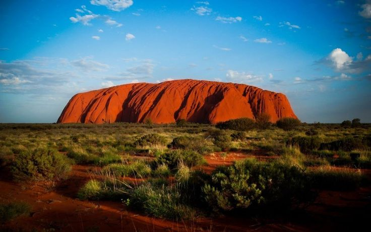 Uluru-Kata Tjuta National Park, Australia 10 alien landscapes right here on Earth