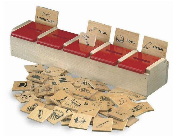 Classification Discovery Toy | TAG Toys