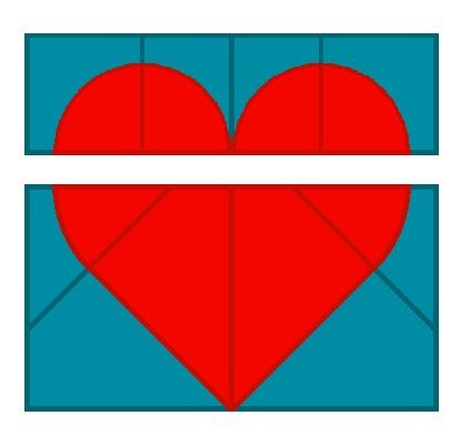 Yin-Yang Hearts / Serca Jin-Jang {Tutorial} | Projektownia Jednoiglec