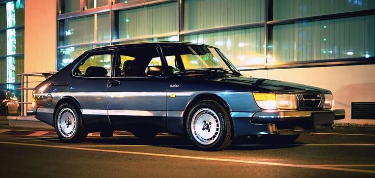 1989 original Saab 900 Turbo 8-valve Series-1/fase II - road test