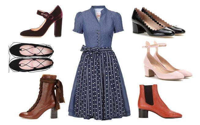 60s-Boots, Mary-Janes, Schnürstiefel & Co. – unsere Schuhauswahl für die Wiesn!