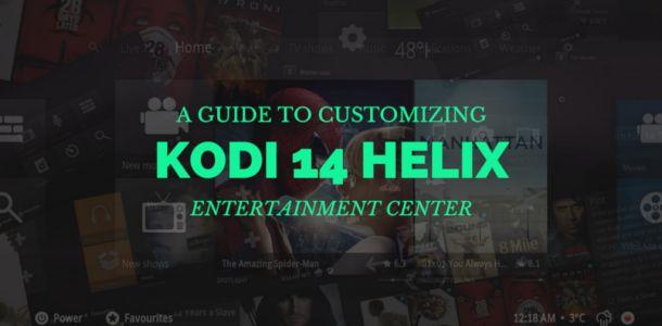 Kodi customization