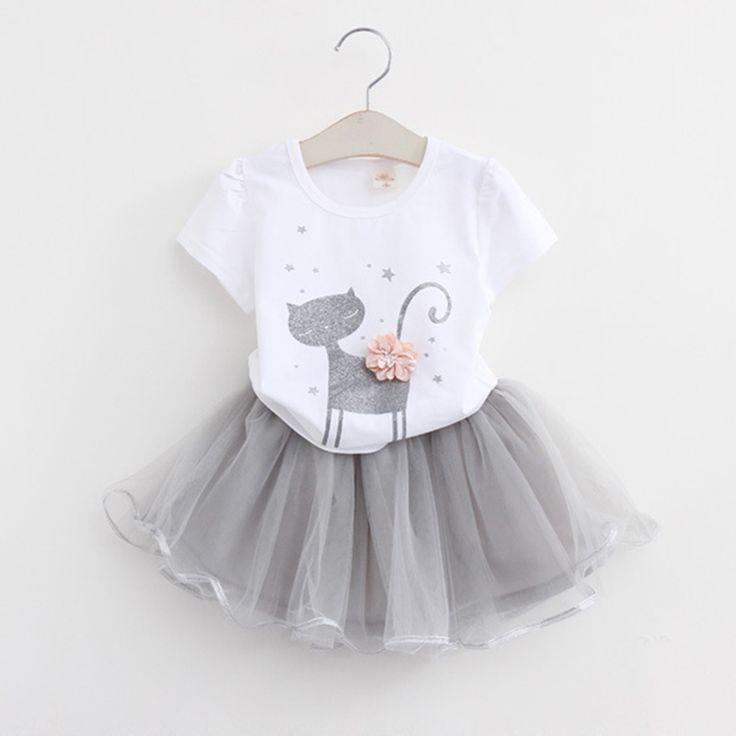 $8.00 (Buy here: https://alitems.com/g/1e8d114494ebda23ff8b16525dc3e8/?i=5&ulp=https%3A%2F%2Fwww.aliexpress.com%2Fitem%2FGirls-Dress-New-Summer-2016-Girls-Clothes-Fashion-Style-100-Cartoon-Cute-goldfish-Cartoon-Children-Dress%2F32674557100.html ) Girls Dress New Summer 2016 Girls Clothes Fashion Style 100% Cartoon Cute goldfish Cartoon Children Dress Kitten Printed Dress for just $8.00