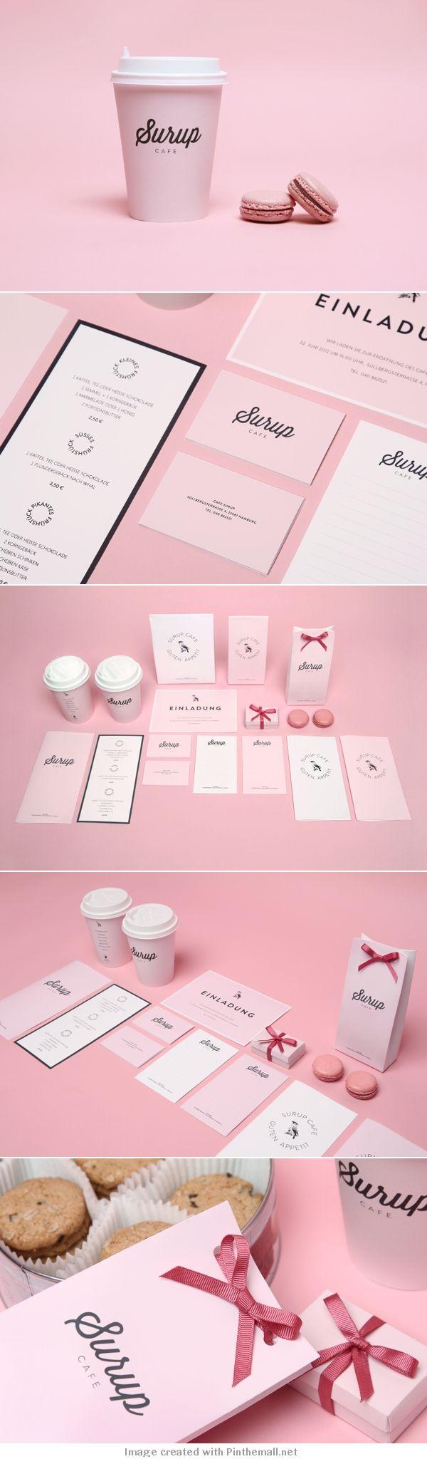 Surup Cafe Branding - Design & Art Direction by Sergey Parfenov