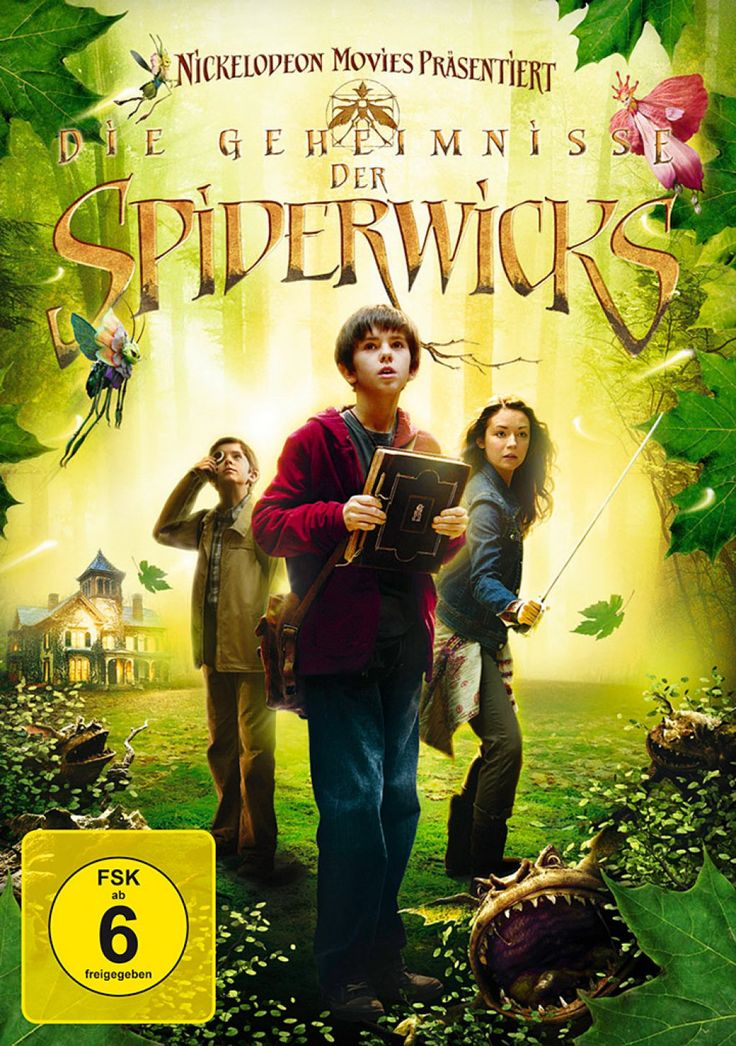 Die Geheimnisse der Spiderwicks (FSK 6) #Halloween #HalloweenFilme #HalloweenMovies #Spiderwicks #Spiderwick #DieGeheimnissederSpiderwicks #TheSpiderwickChronicles #SpiderwickChronicles #GeheimnisseDerSpiderwicks #SpiderwickFilm #SpiderwickMovie