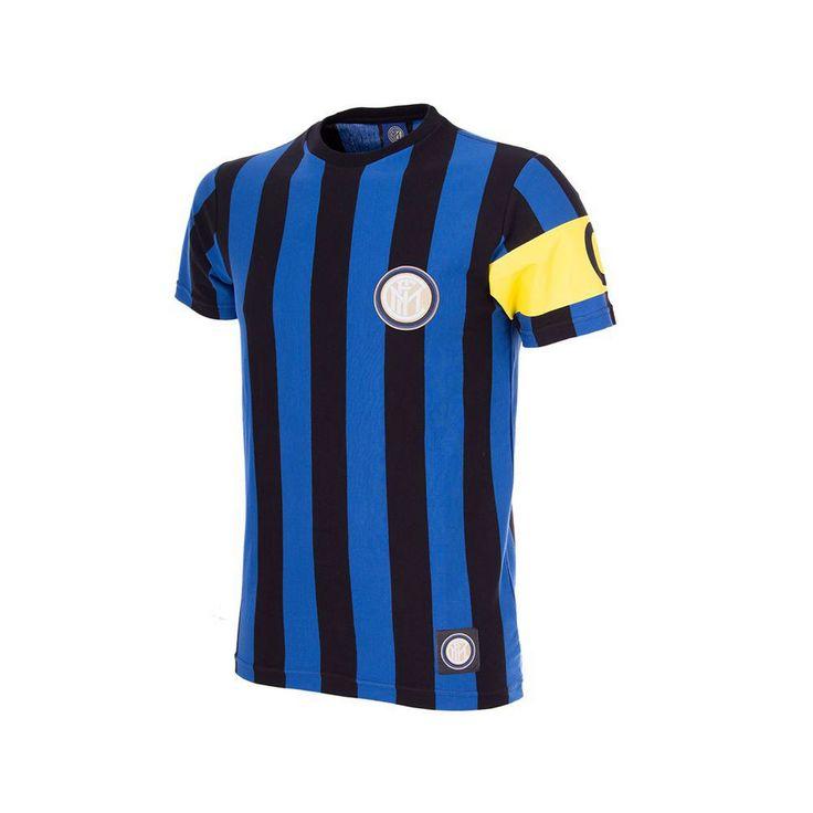 COPA Football Inter Milan Aanvoerder T-Shirt - Kinderen