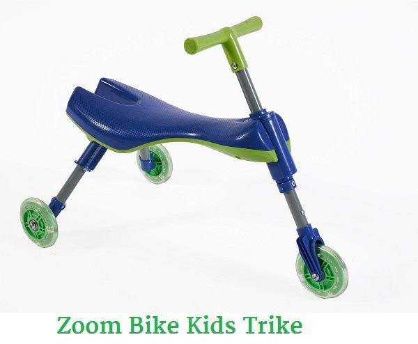 Zoom Bike Kids Trike Review - http://www.mommytodaymagazine.com/toys/zoom-bike-kids-trike-review/