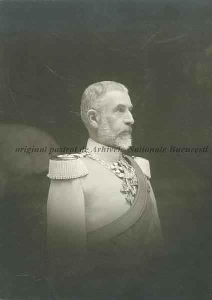 BU-F-01073-1-07454 Carol I, Rege al României, Principe de Hohenzollern-Sigmaringen, -1912 (niv.Document)