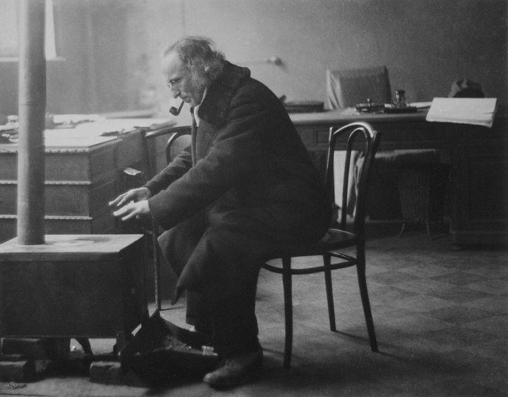 Портрет Вячеслава Ивановича Иванова. 1921