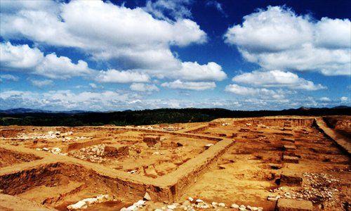 Niuheliang archaeological site