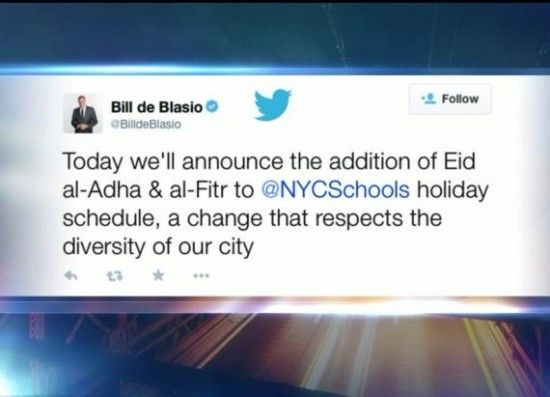 Just 16% of Americans want islamic holidays added to school calendars. Wonder who they are?