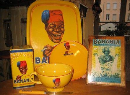Vaisselle banania