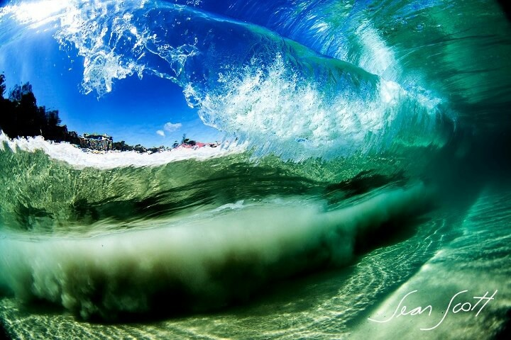 Sean Scott photography....his gallery is here in Burleigh heads