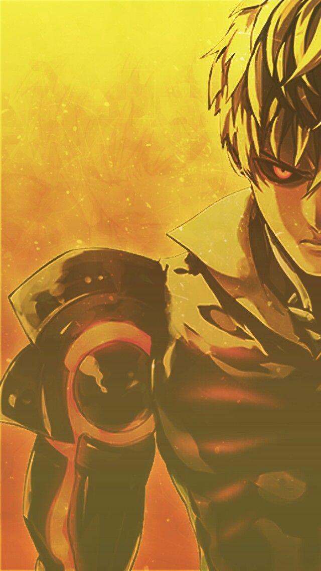 Genos 3 One Punch Man One Punch Man Anime One Punch Man One Punch