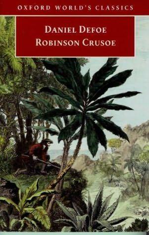 """Robinson Crusoe"", Daniel Defoe...great story of survival and revival!"