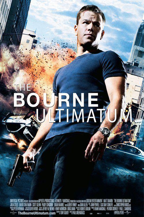 The Bourne Ultimatum 【 FuII • Movie • Streaming