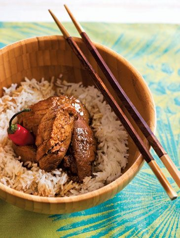 Μαριναρισμένο κινέζικο χοιρινό   Συνταγές, Κόκκινο Κρέας   Athena's Recipes