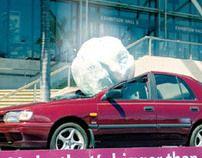 """@Behance portfolio: """"NRMA Insurance - Giant Hailstone"""" http://on.be.net/eR4ntw"""
