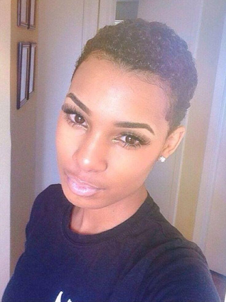 Awe Inspiring 1000 Ideas About Big Chop Styles On Pinterest Big Chop Short Hairstyles For Black Women Fulllsitofus