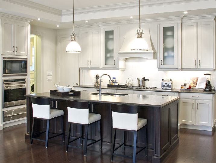 aya kitchens canadian kitchen and bath cabinetry manufacturer kitchen design professionals astoria latte in transitional transitional pinterest - Canadian Kitchen Cabinets Manufacturers