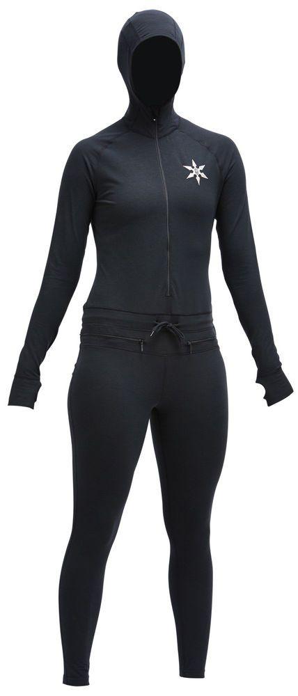 Airblaster Classic Ninja Suit Baselayer Womens #Airblaster