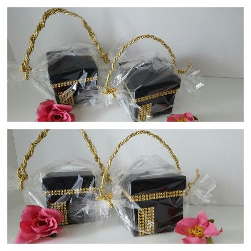 A present for everybody ♡ Kaaba-Spardose / savings box