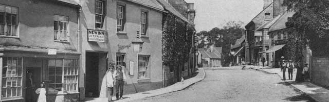Hogshill Street, Beaminster   Dorset Museums Association | Beaminster Museum