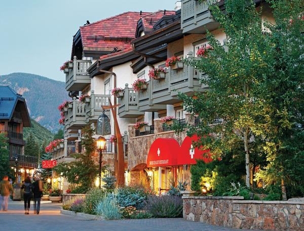 Summer in Vail, Colorado