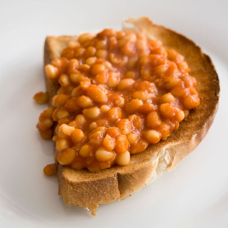 Beans on toast - coz sometimes you just need something to make you feel better