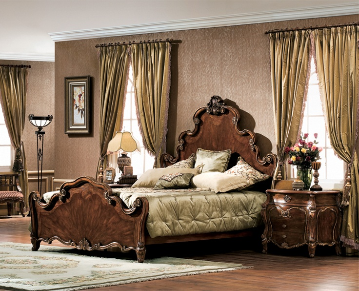 Escala Queen Panel Bedroom Set By Orleans International