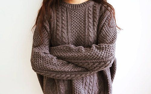 Comfy Oversized Sweater Pick Your Color