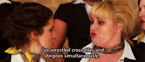 Pin for Later: 22 Quotes That Make Fat Amy the Pitch Perfect MVP Reinforcing Stereotypes