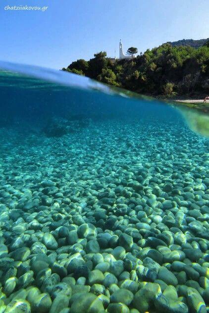 Waves, Karlovasi Samos Greece!