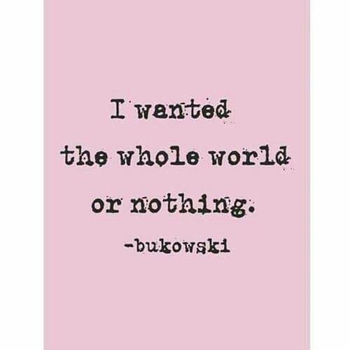 Image result for charles bukowski saddest quotes