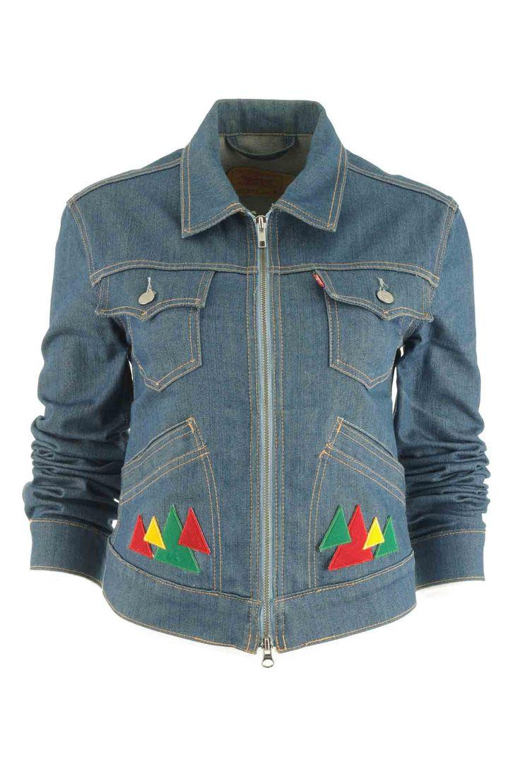 les 25 meilleures id es concernant veste en jean levis sur pinterest levis 501 accessoires. Black Bedroom Furniture Sets. Home Design Ideas
