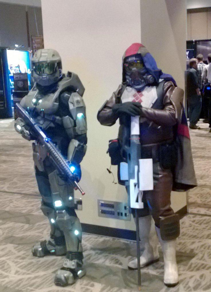 Bungie's past and future (PAX) via Reddit user Iced_Eagle #Halo #Destiny BUNGIE COME BACK